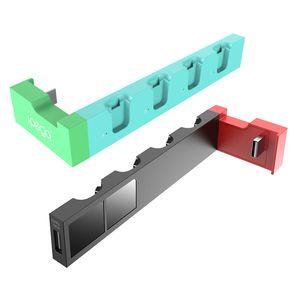 Stazione di caricamento del controller di gioco PG-9186 per i controller di gioia con gli indicatori compatti e portatili