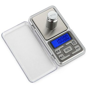 2021 Pocket Scale 100 200 300 500g 0.01 0.1g High Accuracy Backlight Electric Pocket For Jewelry Gram Weight Digital Scale For Kitchen