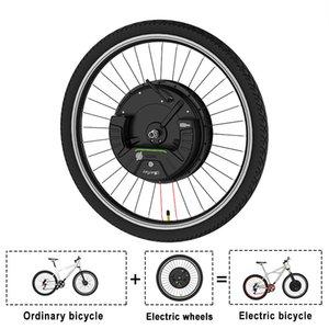Roues de vélo électriques pour iMortor 3.0 Power Intelligent 24/26 / 27.5 / 29 / 700C Modification de vélo Application Vélo électrique