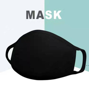 Face Filter Activated Mouth Style With Korean Pm2.5 Mask Fabric Mask Cotton Kpop Filters Anti Face Carbon DHA3982
