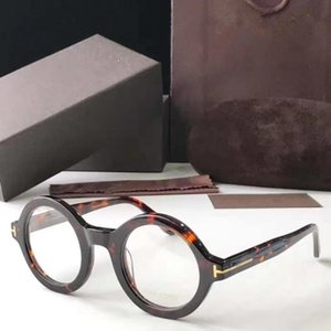 Harry TF5461 Hot 52-23-145 Potter para gafas Fullset Packing Pure-Plank RIM Frame Prescription Imported Big-redondo RHXVQ