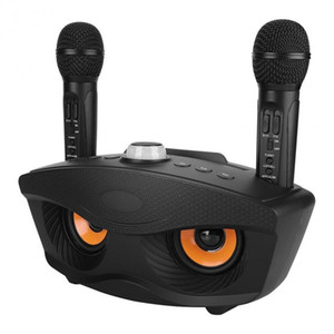 Portable Bluetooth Ktv Karaoke Player Home Wireless Speaker Support Tf Card Fm Aux Input Outdoor Bluetooth Player