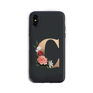 Cute Phone Case For iPhone 12 Mini 11 Pro Max Cases 7 8 Plus X S XR Back Cover SE 2020 Coque Floral Flower Soft Silicon TPU Capa