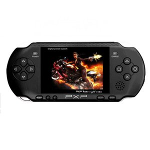 Factory Cheap Sale PXP 3 16 Bit Handheld Game Player Connecting To TV Portable Classic Mini Game Console For Sale