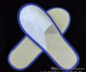 One-time Slippers Cheapest Nice Quality Soft Disposable Home White Sandals Hotel Babouche Travel Shoes