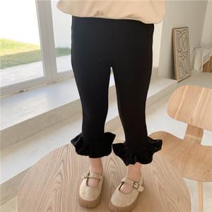 Baby Leggings Kids Leggings Pants Girls Tights Children Clothing Spring Autumn Cotton Kids Trousers Long Pants 2-8Y B4377