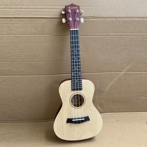 2021 OEM factory Guitar Concert ukulele manufacturer basswood practice 23 inch for beginner music store instrument