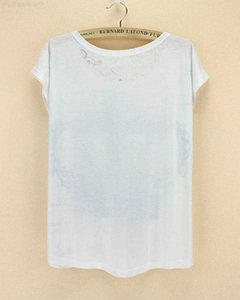 crown summer dress white plus Wholesale-black size summer women t-shirt good quality hot selling new arrival womens clothing