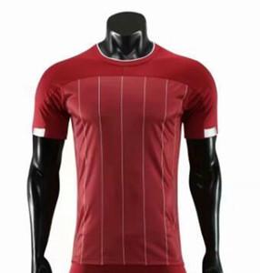 202219 Blank Soccer Jersey per Personalizzato 2020 Men Home Away Football Shodials Camisetas Futbol Camisas Maillot Camicia da calcio 119