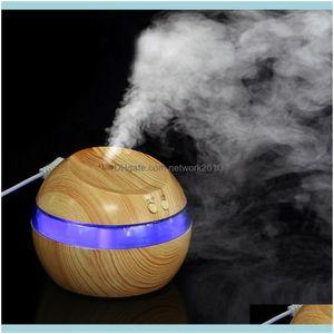 Sachet Bags Fragrances Décor Home & Garden Arrival Living Room Water Bottle Sprayer Air Essential Oil Diffuser Led Ultrasonic Aroma Humidifi