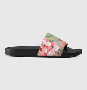 Gucci slipper Mujer / Hombre Leggings Leggings Calidad elegante zapatilla moda clásicos sandalias hombres mujer zapatillas zapatos planos Slide UE: 35-45 con caja de caja