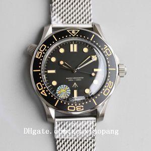 2021 high quality sea no time to die aqua business watches terra man 007 sport wristwatches james bond master boss mens watch VS D10161