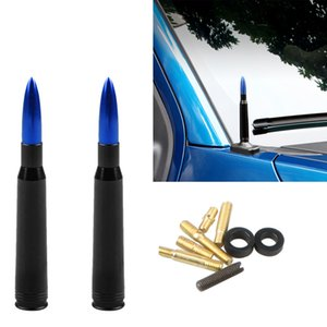 Blue- Bullet Style Antenna Vehicle Replacement Antenna Mast for GM Cars and Heavy Duty Classic Pickup Trucks New,for Ford Series