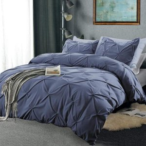 Bedding Set Luxury Soft Bed Linens Duvet And Pillowcases Comforter Bedding Sets Queen King Size Cotton Bed Cover Set