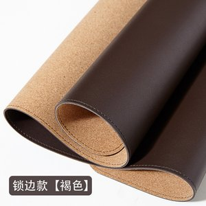 Corkwood Double Sided Desk Mats Oversized Mouse Pad Laptop Desk Pad Waterproof PU Leather Mouse Pad MY-inf0636 108 S2
