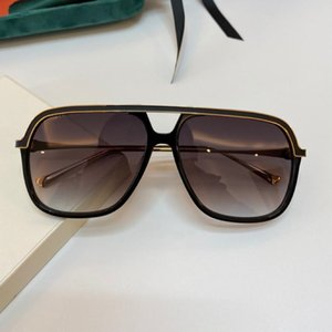 0726 New Fashion Sunglasses With UV Protection for men and Women Vintage oval Frame popular Top Quality Come With Case classic sunglasses
