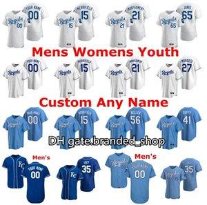 2020 майки бейсбола молодежь детей Maikel Franco Jersey Foster Griffin Kelvin Gutierrez Jeison Guzman Jesse Hahn Nisk Heath Custom Shist