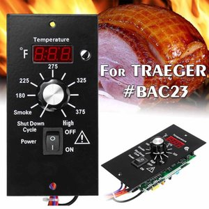 Tools & Accessories Iron Digital Thermostat Board Upgrade Temperature Controller Replacement For Traeger All Models Kitchen BBQ Barbecue Sto