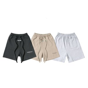 Feel Of Go Fog Double Thread Embroidered Lettered Basketball Shorts For Men Plush Casual Running Pants Free Shipping