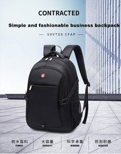 Hot Business Travel Waterproof Wear-resistant Nylon Computer backpack Men Women Fashion Portable School Bag Laptop Backpack 2096