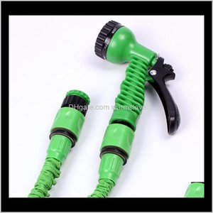 Hot Selling 75Ft Garden Hose Expandable Magic Flexible Water Hose Eu Hose Plastic Hoses Pipe With Spray Gun To Watering 1L6Sm I6Zrj