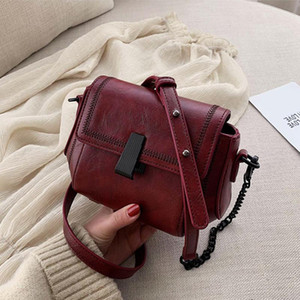 High-quality mini bag bag for women 2021 new fashion chain for women single shoulder small square Cc