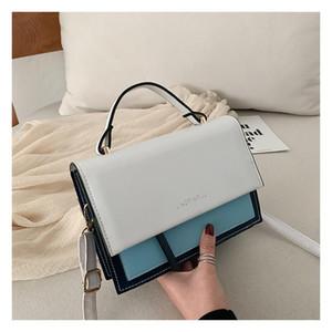 Shoulder Bags For Women A Luxury Sac Messenger Main Designer Bandouliere Hand Dames Handbags 2021 Matching Color Bag Tassen Hvfji