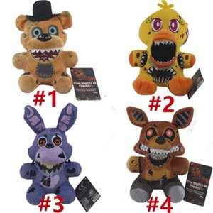 Stuffed & Animals Gifts Five Nights At Freddy's Plush Dolls of Midnight Harem Toy Bear. Various Styles, Soft and Skin-friendly, Good Quality