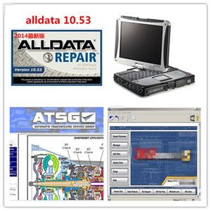 2020 hot newest alldata m...ll hard drive 1TB hdd auto repair installed in toughbook cf19 4gb touch screen diagnostic computer read to work