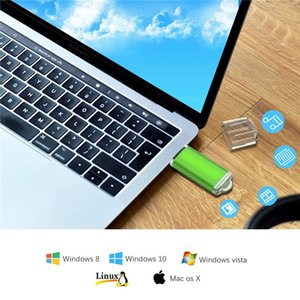 2021 High speed USB3.0 Flash Drives 5PCS LOT Multicolor HOPINS 4GB 8GB 16GB 32GB External Storage for PC Laptop Macbook