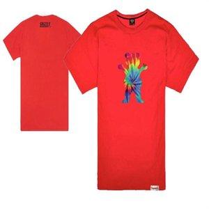 Mulheres Qualidade Chegada Homens Grizzly Hip Hop Algodão 100% E Verão Bom Preço New Size XXXL FÁBRICA PLUS Streetwear 2021 T-shirt Top Qualquer Wrqe