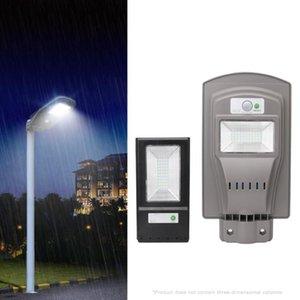 Настенная лампа 2000 мАч 10W / 20W светодиодный водонепроницаемый Высоко яркости Солнечная улица Света ABS Наружные наводнения садовые виллы освещения