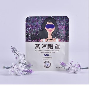 5pcs Lavender Steam Warm Eye Mask Dark Circle Eye Bags Eliminate Puffy Wrinkles Anti Aging Eyes Fine Line Sleeping qylrAM