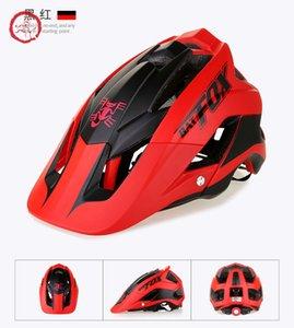 Batfox / casque Beaver Casque de vélo intégré Helmet de vélo de vélo de montagne F-659 PC + EPS AQHI007