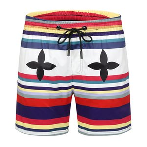 Summer Fashion Shorts New designer Board short Quick Drying Swim Wear Printing Board Beach Pants Mens Swim Shorts