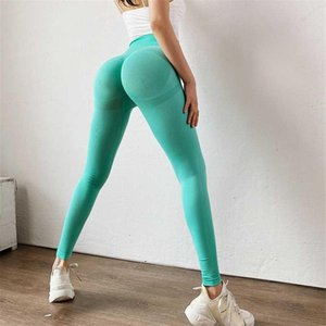 High Waist Booty Leggings Sport Women Fitness Yoga Pants Workout Gym Stretchy Scrunch