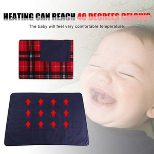 Blankets USB Electric Heated Blanket Energy-saving And Warm Soft Comfortable To Feel Fast Heating For Cold Winters Low Consumption