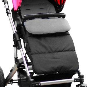 born Baby Stroller Sleeping Bag Infant Winter Autumn Warm Waterproof Accessories 210913