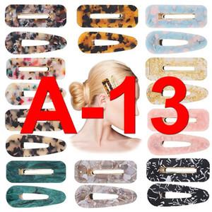 A-13 Matte Cute Rabbit Hair Pins For Women Hair Pin Clips Barrette Bangs Duckbill Hair Pins Girls Accessories Headbands For Women Q bbytsx