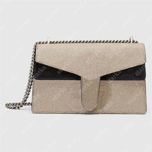 Umhängetasche Crossbody Taschen Disco Handtaschen Marmont Crossbody Bag Soho Taschen Leder Kupplung Rucksack Brieftasche Mode FannyPack 162-19