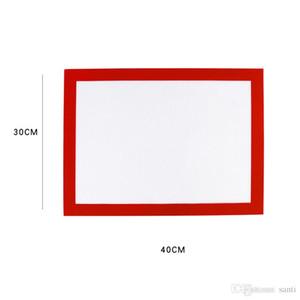 30*40 CM Non stick silicone baking liner doughing baking mat sugar art sheet fondant mat