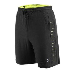 2021 Men'in Nötr Rahat Pantolon Yaz Gevşek Spor Fitness Şort erkek Beş Dakika Hız Kuru Açık Bisiklet Koşu Şort