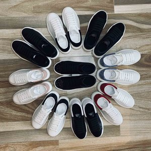 Donne 2021 uomini mostrano stile moda bianco vera pelle all'ingrosso stile casual scarpe sneaker di alta qualità con scatola