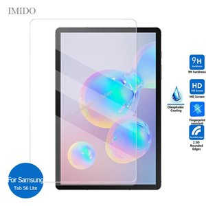 Cell Phone Screen Protectors For Galaxy Tab S6 Lite Tempered Glass Protector 9H Safety Protective Film On S 6 TabS6 SM P610 P615
