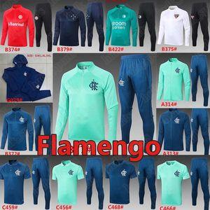 20 21 Свитер Flamengo Tracksuits устанавливает футбольные трикотажные изделия 2021 Flamengo Diego Cruzeiro SAO Paulo Dani Alves Men Jogging Футбольный костюм