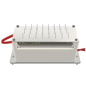 Air Purifiers Negative Ionizer Generator Purifier Remove Smoke Dust Ion