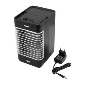 Refroidisseur portable intérieur de refroidisseur d'air évaporatif frais avec pile humidificateur de ventilateur utilisé avec un ventilateur de 2 vitesses silencieux