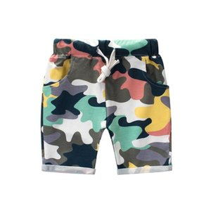 Wholesale price Children Pants for boys girls shorts baby summer trousers fashion camouflage kids casual pants