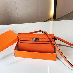 SHW Fashion High Quality Calfskin Cowhide Shoulder Bags Ladies Elegant Daily Street Totes Luxurys Designers Multi Pochette Wallet Phone Pocket Crossbody Handbags