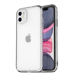 6D Stereophonic Transparent Clear TPU Acrylic Shockproof Hard Back Case for iPhone 12 Mini 11 Pro Max XR XS 6 7 8 Plus